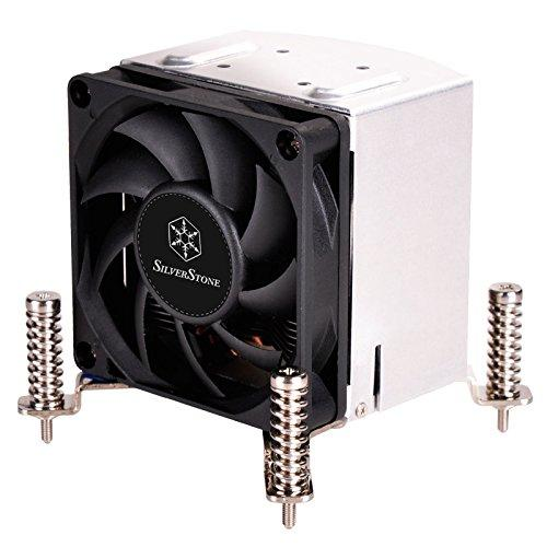HDC with6mmx3 heatpipe / 7015 dual ball bearing PWM fan/ spring screw with backplane for 3U