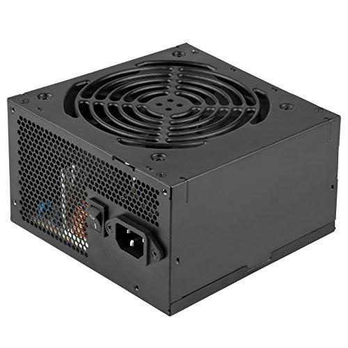 650W,Atx Form Factor, Single +12V Rails With 45A Output, Silent 120Mmfan With 18Dba Minimum, Efficiency 80Plus Gold Certification, All Flat Fixed Cables, 2X8/6Pin Pci-E