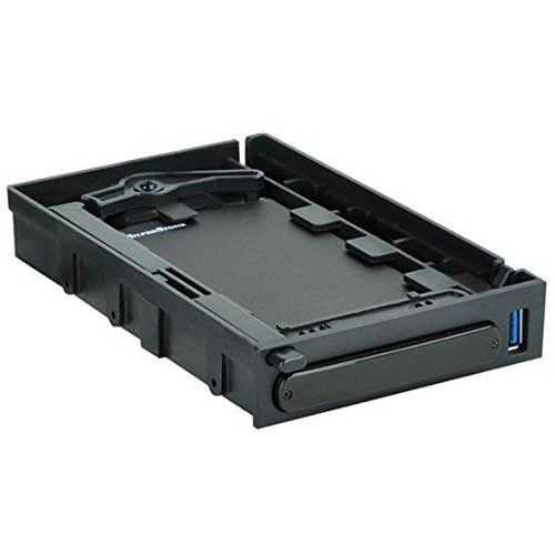 2.5 Usb 3.0 Hdd/Ssd Enclosure With 3.5 Hot-Swap Drive Bay