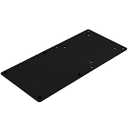 VESA extension bracket / 142.5x215x2mm / SECC / Black