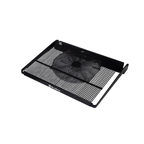 Black, Aluminum - Notebook Cooler