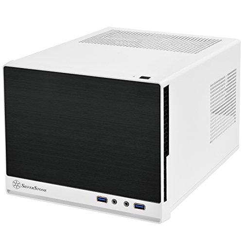 "White&Black, ABS bezel, steel body, Mini-ITX, 1x3.5"" or 2x2.5"", 1x2.5"", 1x120 or 140 fan/radiator slot, 1xaudio, 1xMIC, 2xUSB3.0, ATX PSU support"