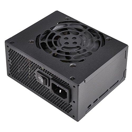 550W, Sfx, Single +12V Rails With 45 Output, Silent 80Mmfan With 18Dba, Efficiency 80Plus Gold Certification, Fixed Cable, 100Mm Depth, 2Xpcie-8/6Pin.