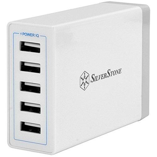 40W 8A 5 Ports Usb Wall Charger