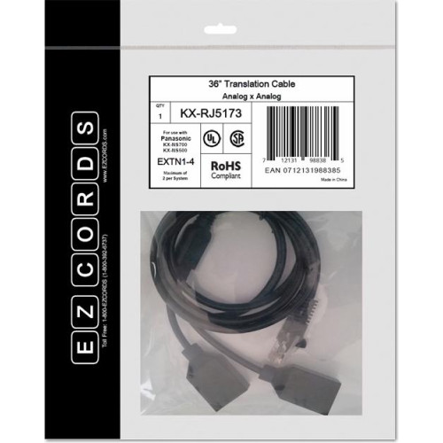 EXTN1-4 NS700 Translation Cable