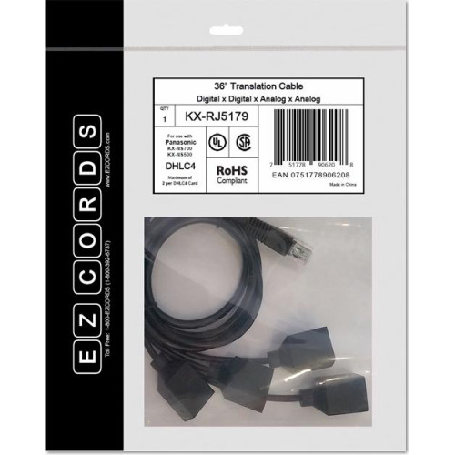 DHLC4 NS700 NS700 Translation Cable