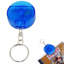CD and DVD Package Opener with Key Ring