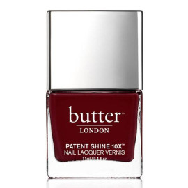 butter LONDON Patent Shine 10X Nail Lacquer, Afters