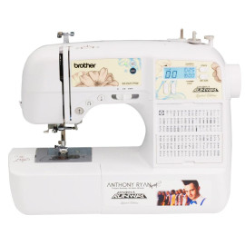 Brother Limited Edition Project Runway Sewing Machine, BX2925PRW