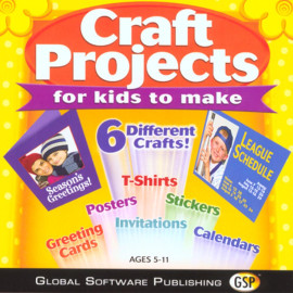 Craft Projects for Kids to Make