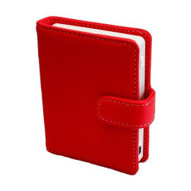 """3.5"""" Touch Screen Photo Album, Red"""